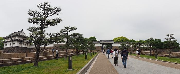 大阪城・ハルカス旅行記【2】